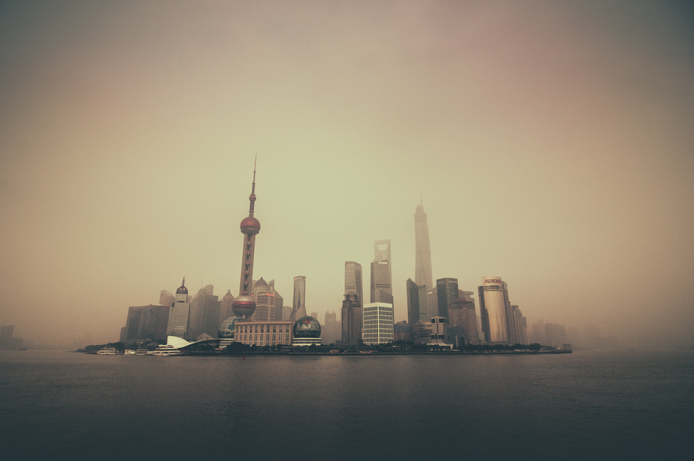 'Pearl of the Orient' - Shanghai, China 2014, cityscape by Kimmo Savolainen Photography.