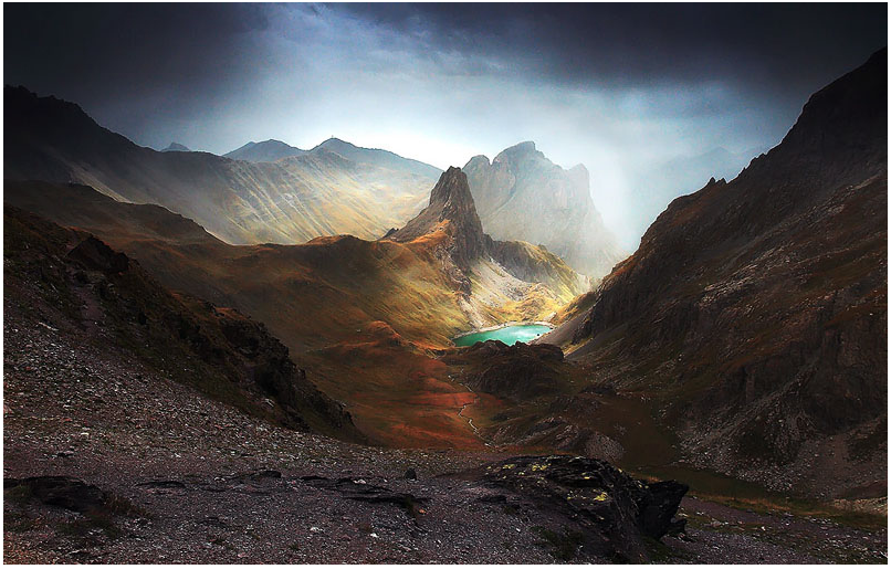 'Soulside Journey'dreamscape photography by Alexandre Deschaumes